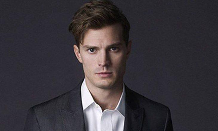 "Jamie Dorand heqë dorë nga ""Fifty Shades of Grey"""