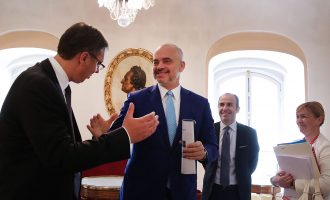 """""""Ëndrra"""" e Vuçiqit për Ballkanin, është plan konkret për Ramën"""