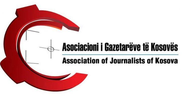 Reagimi i vonuar në mbrojtje të gazetarit që ndihet i pasigurt nga Vetëvendosje