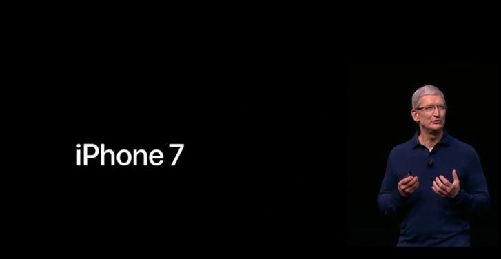 Lansohet iPhone 7, por nuk ka kufje
