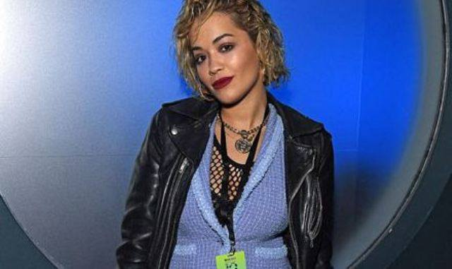 """Rita Ora ndryshon """"look"""""""