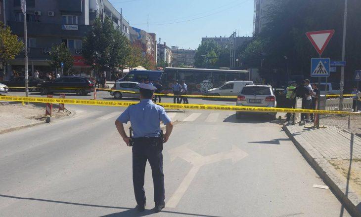 Të shtëna me armë afër objektit të Prokurorisë së Shtetit në Prishtinë