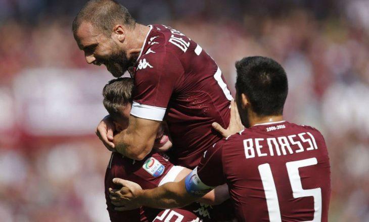 Roma e dobët për Torinon