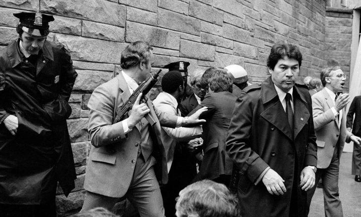 Pas 35 vjetësh në psikiatri, nesër lirohet atentatori i Ronald Regan