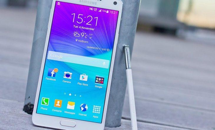 Rikthehet në shitjet Galaxy Note 7