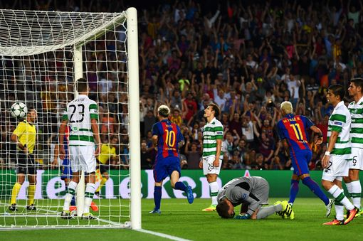 'Super Barça' deklason Celtic-un
