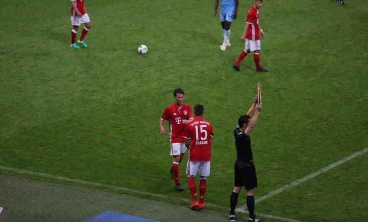 Kosovari shënon për Bayern U-19 në Ligën e Kampionëve