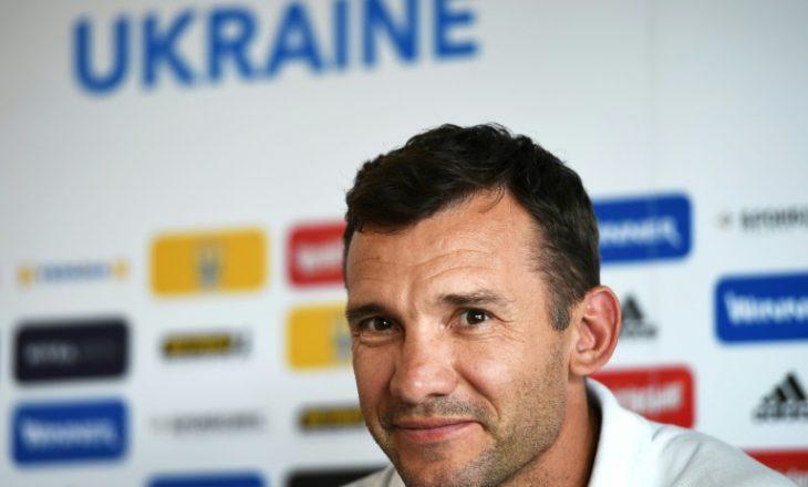 Zyrtare: Shevchenko zbulon listën e Ukrainës për ndeshjen me Kosovën