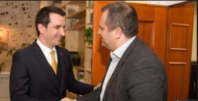 Kryebashkiaku i Tiranës vizitë dy ditore në Prishtinë