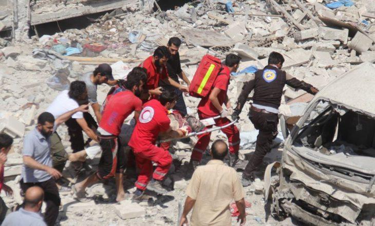 Rusia vazhdon bombardimet në Siri edhe pse Amerika i kërkon të ndalet