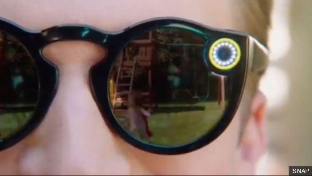Snapchat lanson syze dielli me kamera