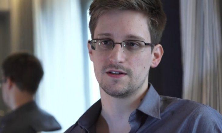 Gjermania nderon Snowden me një çmim