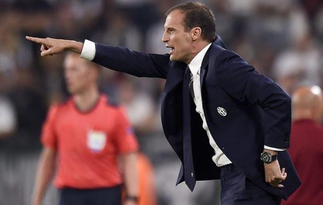 Allegri: Humbja ndaj Interit, një gjë e mirë