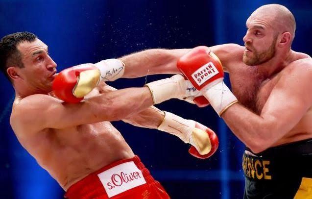 Klitschko kërkon test antidoping për Tyson Fury