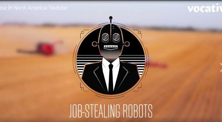 E ardhmja e bujqësisë në dorë të robotëve