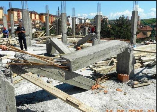Sulmohet inspektori ndërtimor në Prishtinë