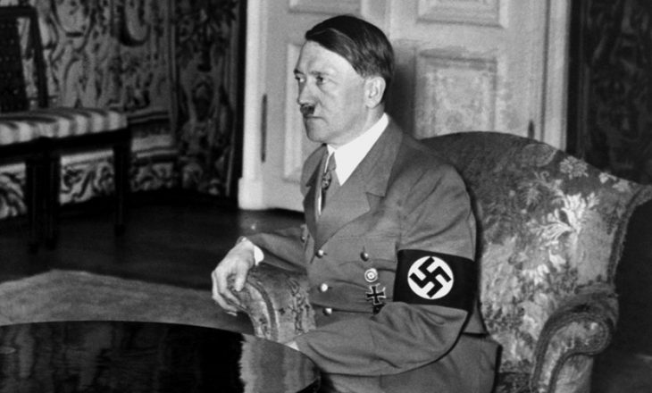 """Bota ishte e dashuruar me simbolin e Svastikës deri kur e """"vodhi"""" Hitleri"""