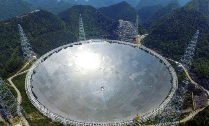 Nis punën teleskopi më i madh në botë