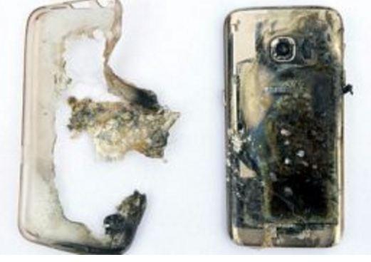 """Dy """"Galaxy Note 7"""" marrin flakë në Kinë"""
