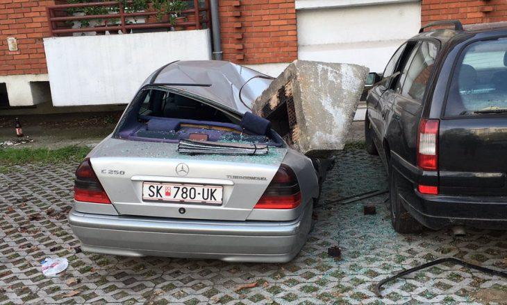 Dëmet që shkaktoi tërmeti i fuqishëm në Shkup