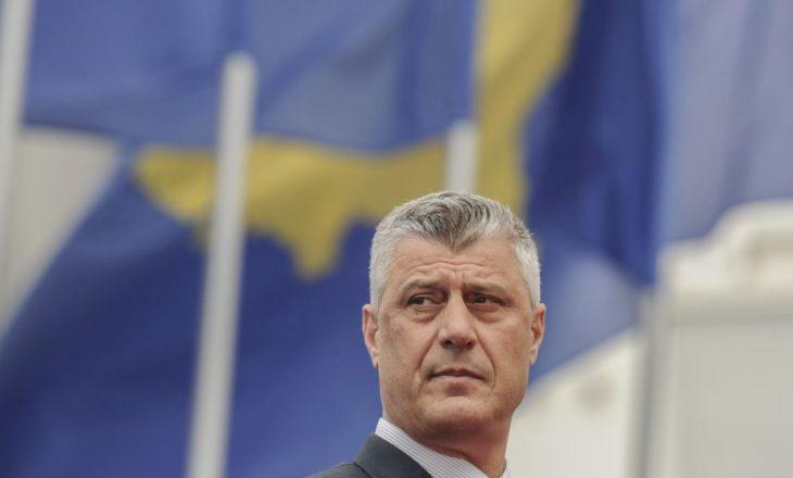 Thaçi: Bllokimi i rrugëve të Kosovës është bllokim i rrugës drejt botës