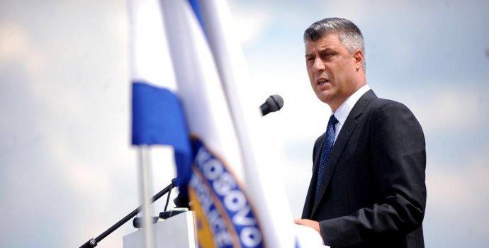 Presidenti Thaçi: Jemi krenarë me Policinë e Kosovës