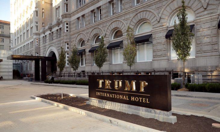 Hoteli i ri i Trump-it ofron gjithçka që ai pretendon se i urren