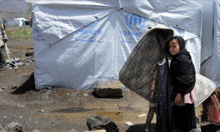 UNHCR: Afër 4 milion fëmijë refugjatë jashtë shkollave