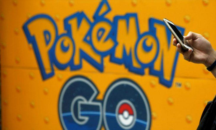 """""""Pokemon Go"""" bie nga froni"""