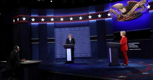 Akuza të rënda mes Trump dhe Hillary në debatin presidencial