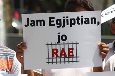 Berisha: Egjiptianët nuk janë RAE, mos na fyeni