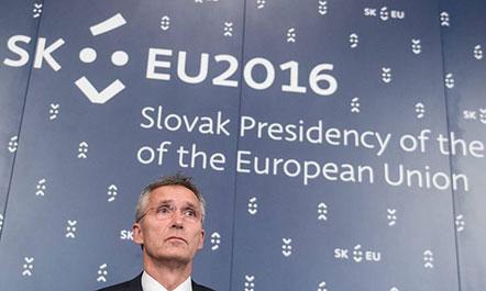 Sekretari i NATO-s flet për idenë e ushtrisë evropiane