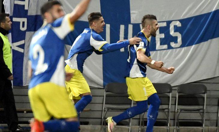 Statistikat e ndeshjes: Kosova e dominoi Finlandën në shtëpi