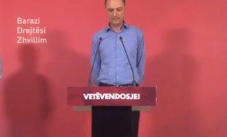 """Ymeri """"fitoren"""" e sotme ia atribuon edhe listës serbe"""