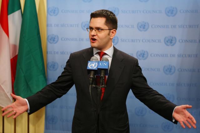 SHBA-të do të bllokojnë Vuk Jeremiqin në garën e OKB-së