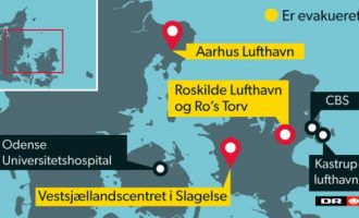Ushtari që shërbeu në Kosovë, dërgoi kërcënime me bombë në Danimarkë