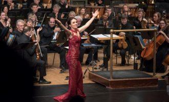 Ermonela Jaho me koncert në Madrid