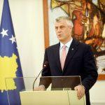 Thaçi: Kosova bashkëndjen me familjet e viktimave të sulmit në Barcelonë