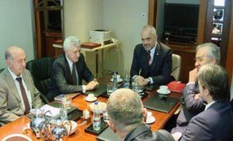 Nga Nishi në Preshevë – Rama takon liderët shqiptarë në Serbi