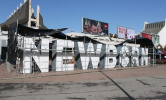 VV paralajmëron aksion te NEWBORN-i