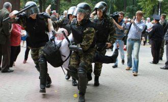 Policia ruse vret dy persona të dyshuar për sulm terrorist