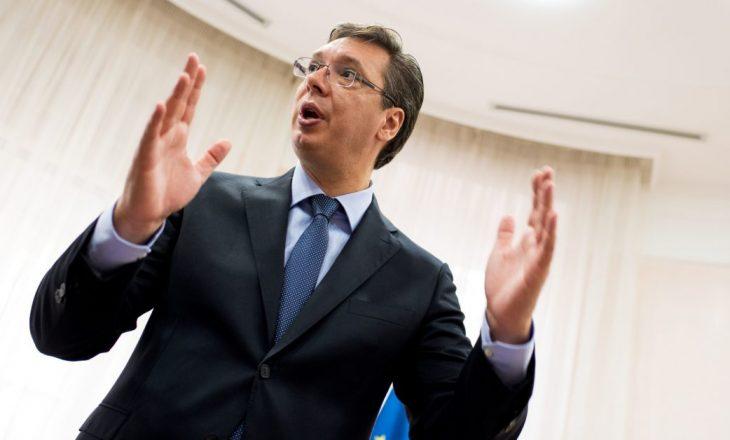Vuçiq anulon vizitën në Kosovë