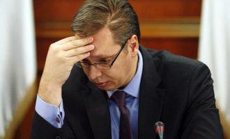 Vuçiq është në vend të sigurt, thotë ministri i Brendshëm i Serbisë