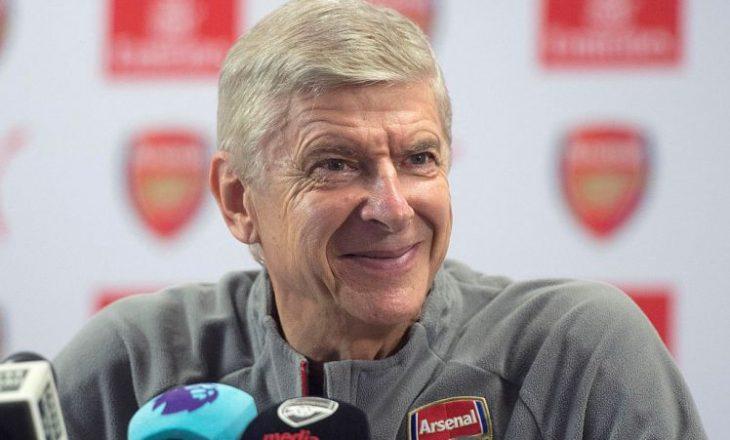 Wenger edhe dy vjet tek Arsenali