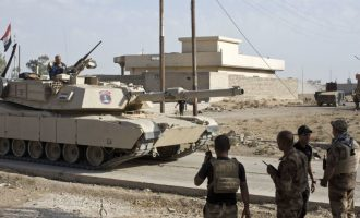 Vazhdon ofensiva kundër Shtetit Islamik në Irak