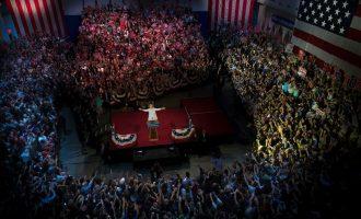 Clinton: Çfarëdo që ndodhë sonte, faleminderit për gjithçka