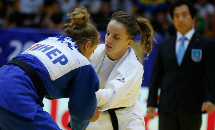 Distria Krasniqi në finale të Evropianit U23