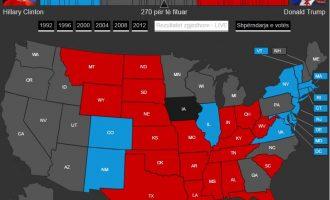Donald Trumpit i nevojiten edhe 72 vota të bëhet president i SHBA-së