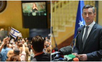 Deklarata e Veselit dhe qëndrimi negativ i Izraelit karshi Kosovës