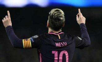 Manchester City me ofertë marramendëse për Messin